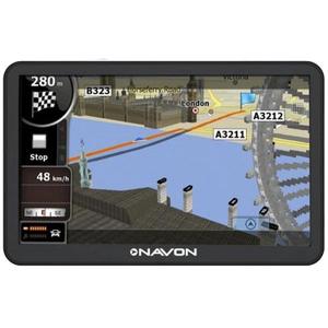 Sistem de navigatie GPS NAVON N675Plus BT, Full Europe, iGO Primo