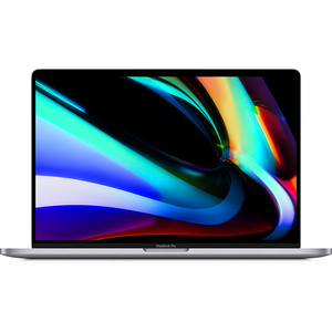"Laptop APPLE MacBook Pro 16"" Retina Display si Touch Bar mvvk2ze/a, Intel Core i9 pana la 4.8GHz, 16GB, 1TB, AMD Radeon Pro 5500M 4GB, macOS Catalina, Space Gray - Tastatura layout INT"