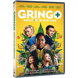 Gringo: Amator in misiune DVD