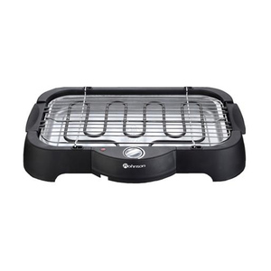 Gratar electric ROHNSON R256, 2000W, negru