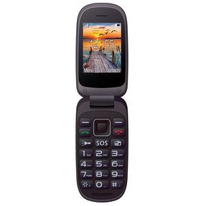 Telefon MAXCOM Comfort MM818, 32MB RAM, 2G, Dual SIM, Red