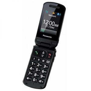 Telefon mobil PANASONIC KX-TU329FXME, 2G, single sim, Black