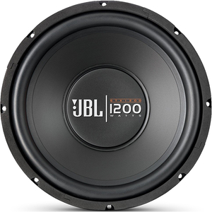 Subwoofer auto fara incinta JBL GT-X1200, 31.1cm, 300W RMS