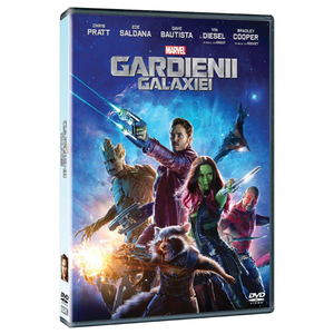 Gardienii Galaxiei DVD