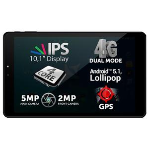 "Tableta ALLVIEW Viva H1001 LTE, 10.1"",  8GB, 1GB RAM, Wi-Fi + 4G, negru"