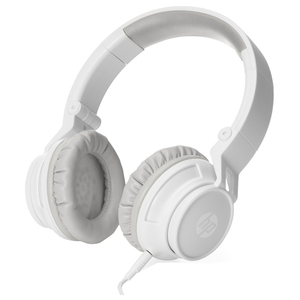 Casti stereo HP H3100, 3.5mm, alb