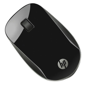 Mouse Wireless HP Z4000, 1200 dpi, negru