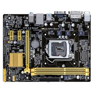 Placa de baza ASUS H81M-K, socket 1150, H81, 2xDDR3, 2xSATA3, 2xSATA2, mAtx