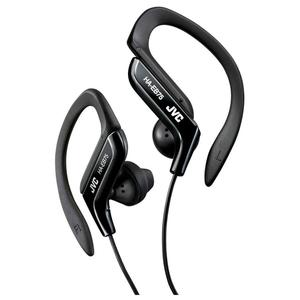 Casti JVC HA-EB75B, Cu Fir, In-Ear, negru