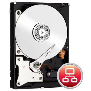 Hard Disk desktop WESTERN DIGITAL Red WD60EFRX, 6TB, 5400rpm, 64MB, SATA3