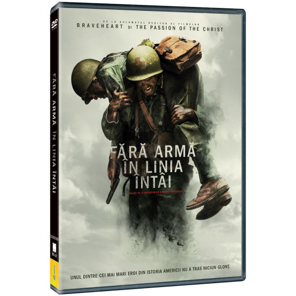 Fara arma in linia intai DVD