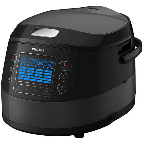 Multicooker PHILIPS MyRecipe HD4749/70, 5l, 980W, functie Slow Cooking, negru