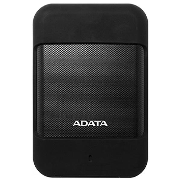 Hard Disk Drive portabil ADATA HD700, 1TB, USB 3.0, negru