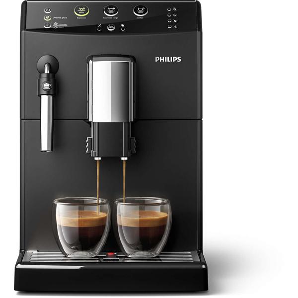 Espressor super-automat PHILIPS HD8827/09, 1.8l, 1850W, 15 bar, negru
