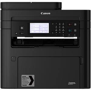 Multifunctional laser monocrom CANON i-SENSYS MF260, A4, USB, Retea, Wi-Fi