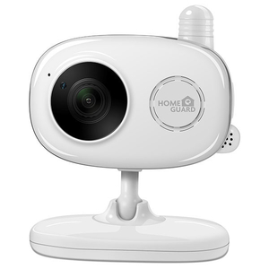 Camera IP Wireless HOMEGUARD SmartCam HGWIP818, Full HD 1080p, IR, Internet, Night Vision, alb