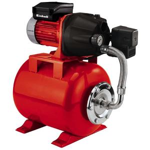Hidrofor EINHELL GC-WW 6036, 600 W, rezervor 20 L, 3600 l/h