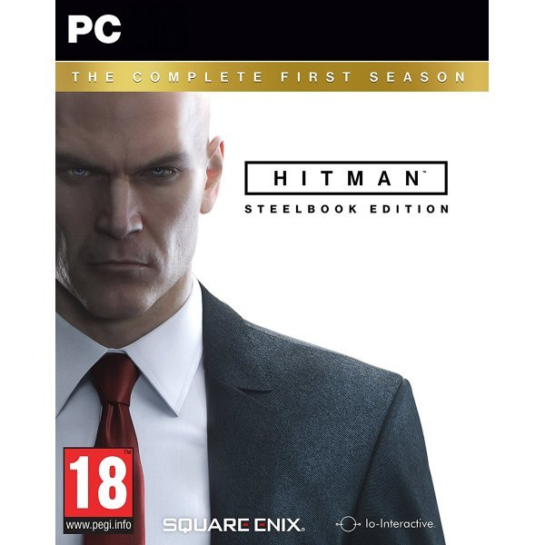 Hitman: The Complete First Season - Steelbook Edition PC