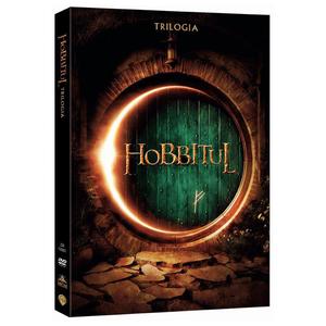 Trilogia Hobbitul DVD
