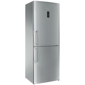 Combina frigorifica No Frost HOTPOINT ENBYH 19323 FW O3, 449 l, 185 cm, A++, inox