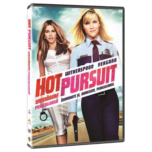 Hot Pursuit DVD