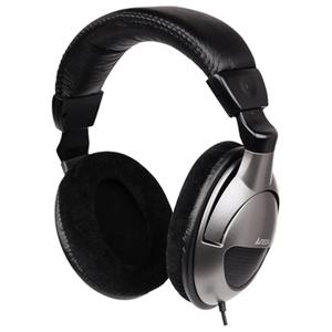 Casti audio cu microfon A4TECH HS-800, 3.5mm, negru-argintiu