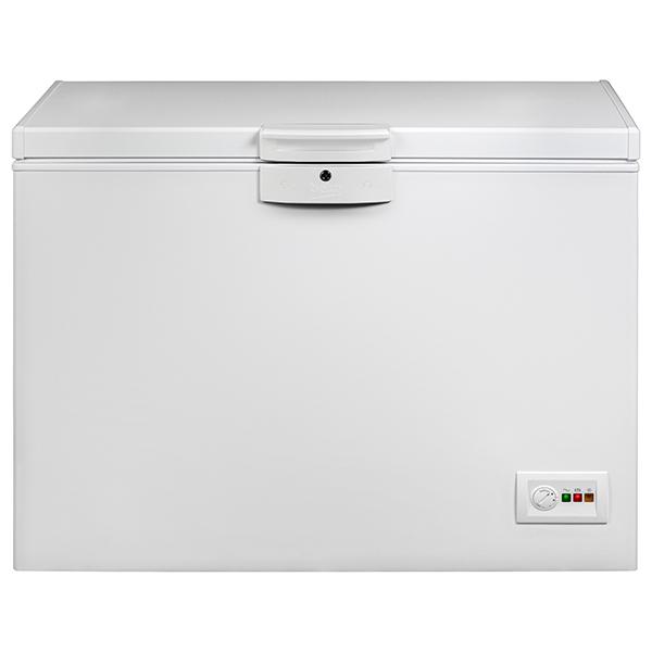 Lada frigorifica BEKO HS 22453, 230 l, 86 cm, A++, alb