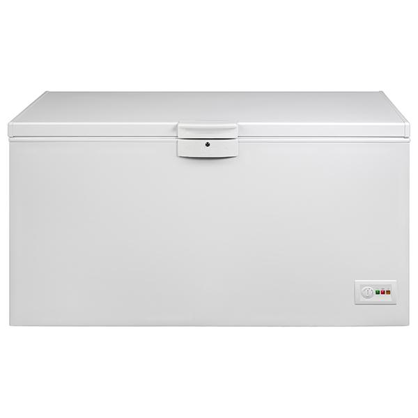 Lada frigorifica BEKO HS 23753, 350 l, 86 cm, A++, alb