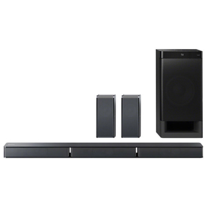 Soundbar 5.1 SONY HT-RT3, 600W, Bluetooth, NFC, USB, HDMI, negru