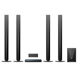 Sistem Home Cinema 3D Smart 5.1 SONY BDV-E6100, 1000W, negru