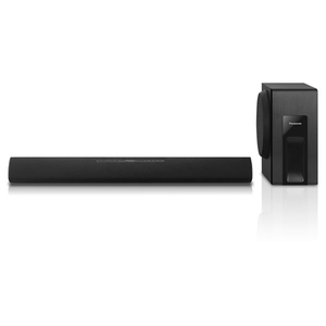 Soundbar 2.1 PANASONIC SC-HTB18EG-K, 120W, Bluetooth, Audio optic, negru