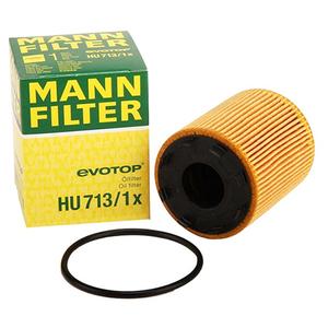 Filtru ulei MANN HU713/1X, Opel Corsa, 1.3 CDTi