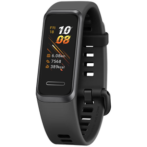 Bratara fitness HUAWEI Band 4 B29, Android/iOS, silicon, Sport Band Graphite Black