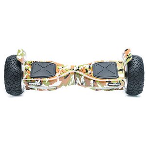 Scooter electric FREEWHEEL Hunter, 8.5 inch, camuflaj