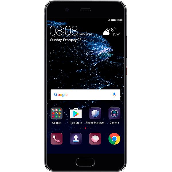 Smartphone HUAWEI P10 64GB DUAL SIM Black