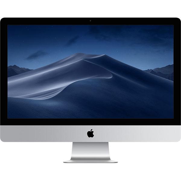 """Sistem PC All in One Apple iMac mrr12ze/a, 27"""" Retina 5K Display, Intel Core i5 pana la 4.6 GHz, 8GB, 2TB Fusion Drive, Radeon Pro 580X 8GB, macOS Mojave, Tastatura layout INT"""