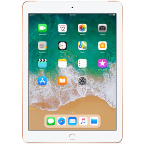 "Tableta APPLE iPad 6 (2018), 9.7"", 128GB, 2GB RAM, Wi-Fi + 4G, Gold"