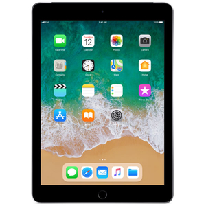 "Tableta iPad 6 (2018) 9.7"" APPLE 128GB, 2GB RAM, WiFi + 4G, space grey"