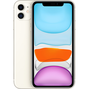 Telefon APPLE iPhone 11, 128GB, White