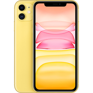 Telefon APPLE iPhone 11, 128GB, Yellow