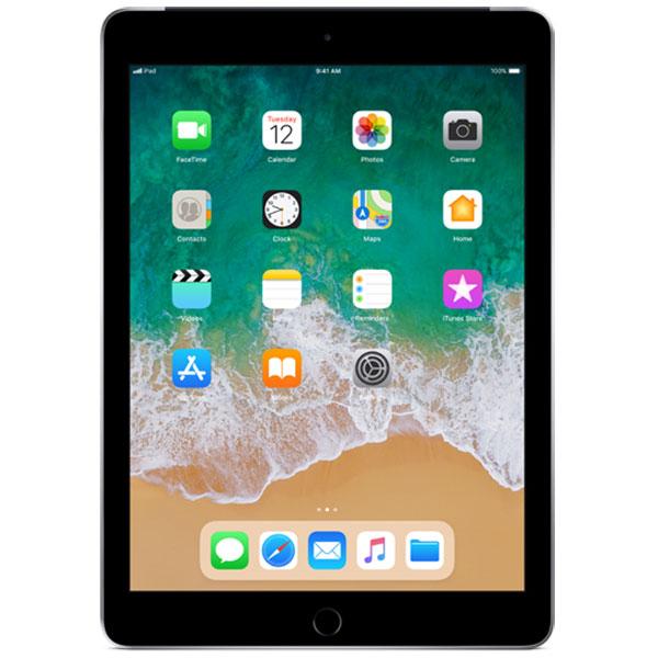 """Tableta APPLE iPad 6 (2018), 9.7"""", 128GB, 2GB RAM, Wi-Fi + 4G, Space Gray"""