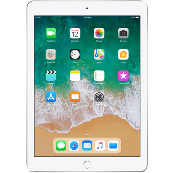"Tableta APPLE iPad 6 (2018), 9.7"", 128GB, 2GB RAM, Wi-Fi, Silver"