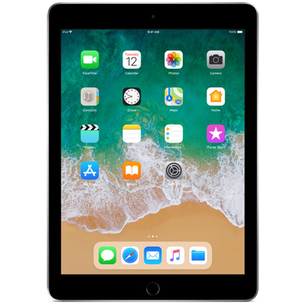 "Tableta APPLE iPad 6 (2018), 9.7"", 128GB, 2GB RAM, Wi-Fi, Space Gray"