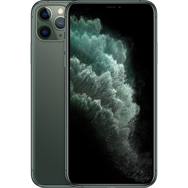 Telefon APPLE iPhone 11 Pro Max, 512GB, Midnight Green