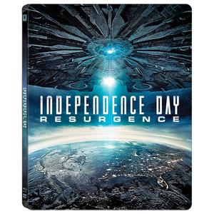 Ziua Independentei - Renasterea Steelbook Blu-ray 2D + 3D
