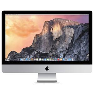 """Sistem PC All in One APPLE iMac mnea2ro/a, 27"""" Retina 5K Display, Intel Core i5 pana la 4.1GHz, 8GB, 1TB Fusion Drive, AMD Radeon Pro 575 4GB, MacOS Sierra-Tastatura layout RO"""