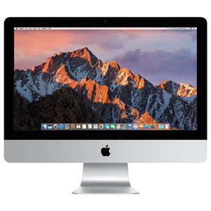"Sistem PC All in One APPLE iMac mmqa2ze/a, 21.5"" IPS Full HD, Intel Core i5 pana la 3.6GHz, 8GB, 1TB, Intel Iris Plus Graphics 640, MacOS Sierra-Tastatura layout INT"