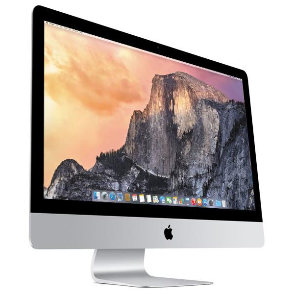 """Sistem PC All in One APPLE iMac mne92ze/a, 27"""" Retina 5K Display, Intel Core i5 pana la 3.8GHz, 8GB, 1TB Fusion Drive, AMD Radeon Pro 570 4GB, MacOS Sierra-Tastatura layout INT"""