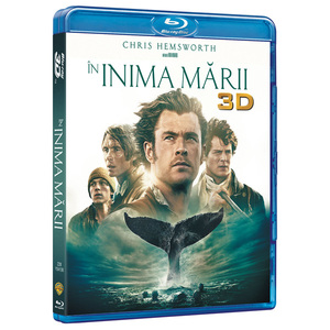 In inima marii Blu-ray 3D