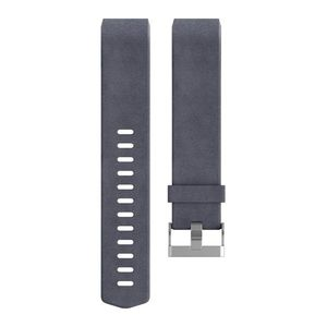 Curea FITBIT Charge 2  leather, small, indigo